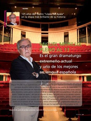 Miguel Murillo - Caja de Badajoz