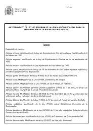 APL reforma procesal - Jueces para la Democracia