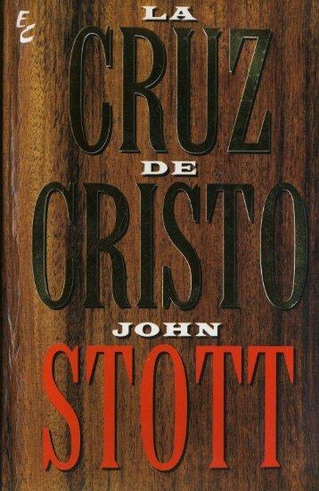 John Stott – La Cruz de Cristo