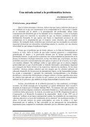 Una mirada actual a la problemática lectora - José Quintanal Díaz