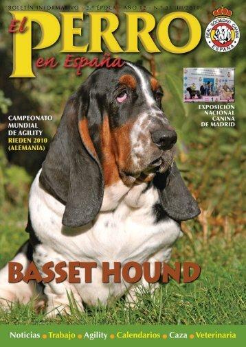 El perro en España 31 - Real Sociedad Canina de España