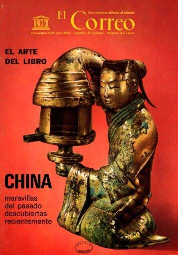 El Arte del libro, China: maravillas del pasado ... - unesdoc - Unesco