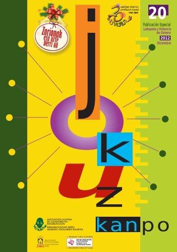 Descargar Revista Nº:20 - onlinezurekin.org