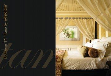 Bedroom TV Brochure - Mirror Image
