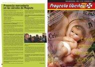 Revista Proyecto Libertad, número 32 - Mercedarios de Aragón