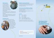 Trainingswohnen für Schwangere und Mütter mit Kind - Pro Juventa