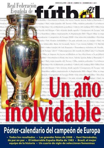 Revista Nº 115 - Real Federación Española de Fútbol