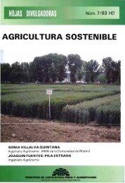 07/1993 - Ministerio de Agricultura, Alimentación y Medio Ambiente