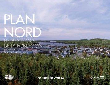 Format PDF, 285 Ko - Plan Nord