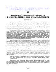 PERSPECTIVAS Y DESARROLLO DE PLANO ... - Asociacion Tikal