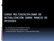 Casos clínicos. J. M. Trinidad