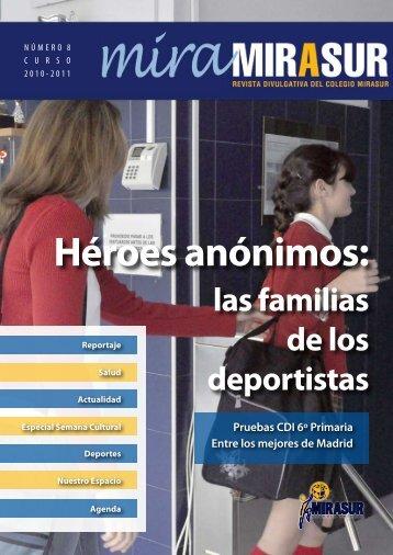 Boletín informativo 5 - Colegio Mirasur