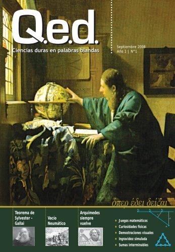 Qed - Biblioteca Digital FCEN UBA - Universidad de Buenos Aires