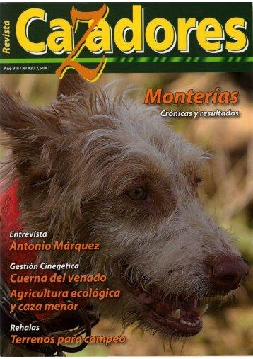 Impresión de fax de página completa - Círculo de Monteros