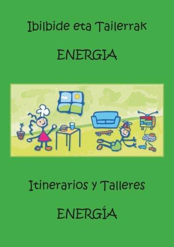 Itinerarios y Talleres - Agenda21escolar.barakaldo.org