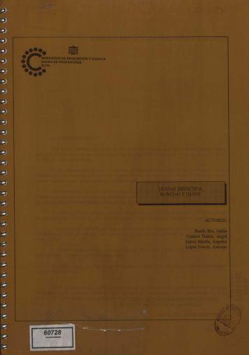 r 60728 - Ministerio de Educación
