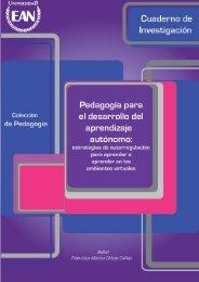 pedagogia para el desarrollo del aprendizaje.pdf - Biblioteca Digital ...
