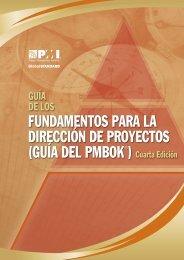 PMBO 4ta edición Nov 2009