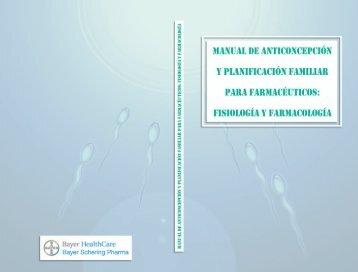 Manual de anticoncepción y planificación familiar para ... - Bayer