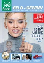das kundenmagazin ihrer psd bank berlin-brandenburg eg 3/2010