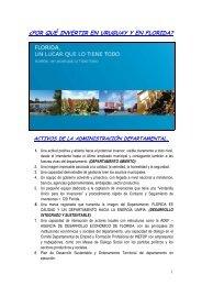 ¿POR QUÉ INVERTIR EN URUGUAY Y EN FLORIDA? - adef.com.uy