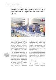 CEVA / Jungheinrich - PSI Logistics GmbH