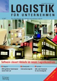 logistik - Psipenta Software Systems GmbH