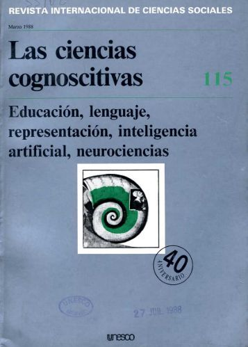 Las neurociencias cognoscitivas - unesdoc - Unesco