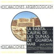 'EXCAVACIONES ARQUEOLOGICAS' - Marq