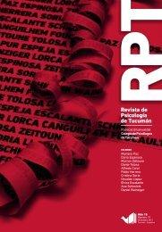 Revista del CPT – Año 2011 - Colegio de Psicólogos de Tucumán