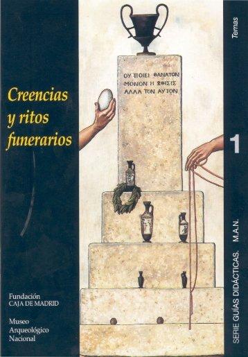 Serie Guías Didácticas 1 - Museo Arqueológico Nacional
