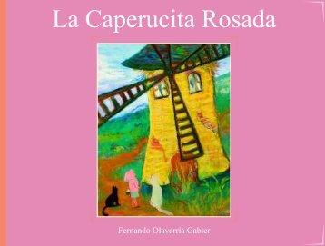12 La Caperucita Rosada - Cuentos de Federico