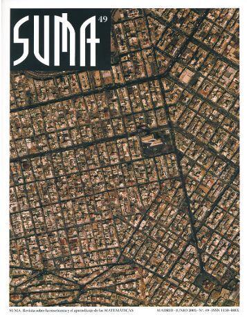 Revista completa - SUMA Revistas de matemáticas