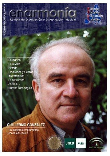 Descargar Nº 1 - Conservatorio Superior de Música de Jaén