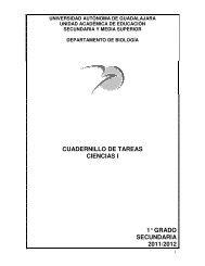 cuadernillo de tareas ciencias i 1° grado secundaria 2011/2012
