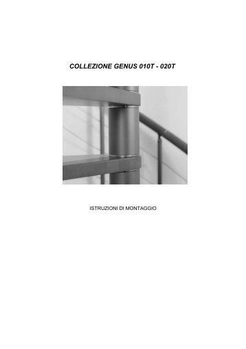 COLLEZIONE GENUS 010T - 020T