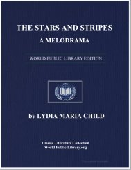 THE STARS AND STRIPES: A MELODRAMA - World eBook Library