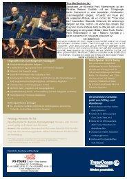 Kreuzfahrt auf der MS ASTOR mit vom 23.09. bis ... - PS-Tours GmbH