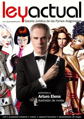 Arturo Elena - Ley Actual