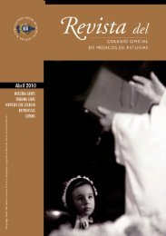 Descargar Revista - Colegio de Médicos Asturias