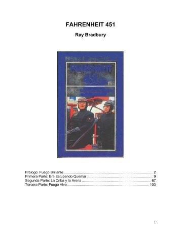 """""""fahrenheit 451"""" - ray bradbury - Larun Rayun"""