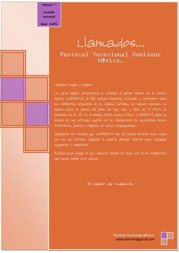 Llamados 1 - La Red Azul
