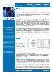 PTA_SuccessStory_Alstom_Transport-Logistics ... - PTA GmbH