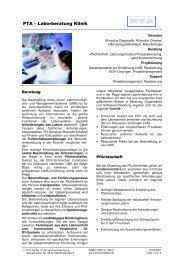 PTA_Laborberatung_Broschuere.pdf - PTA GmbH
