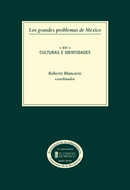 Xvi Culturas E Identidades Aniversarios El Colegio De
