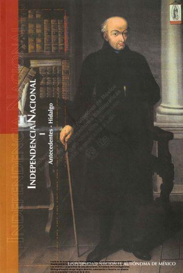 Independencia Nacional - Introducción - Universidad Nacional ...