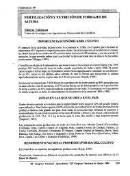 fertilizacion y nutricion de forrajes de altura - Ministerio de ...