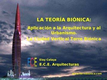 """Conferencia """"Edificios en Altura, Torre Biónica"""""""