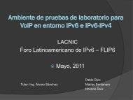 Descargar presentación - LACNIC