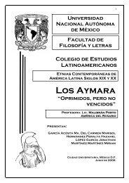 Los Aymara, oprimidos pero no vencidos - Gambill on